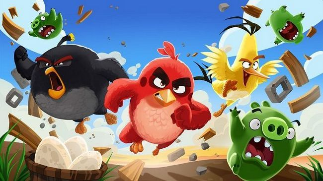 promo angry birds
