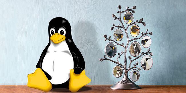 Software del árbol de familia imperdible y libre para linux