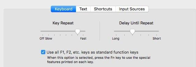 clásico-teclas de función