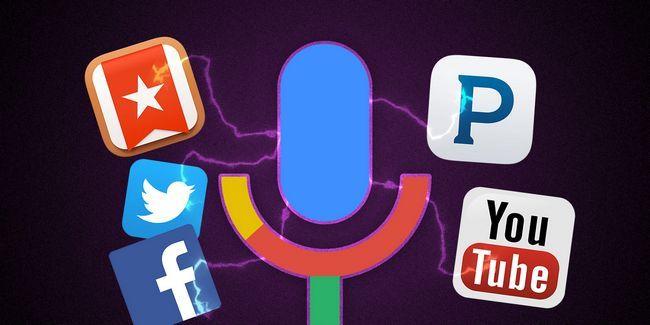 Utiliza google now para controlar aplicaciones de terceros con su voz