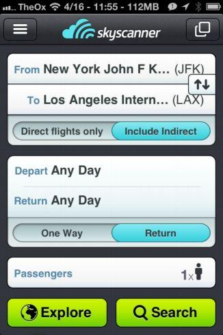 mejores ofertas de vuelos