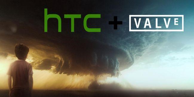 Válvula y htc anuncian nuevo dispositivo de realidad virtual para enviar por navidad 2015