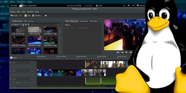 Edición de vídeo en linux está mejor que nunca con pitivi