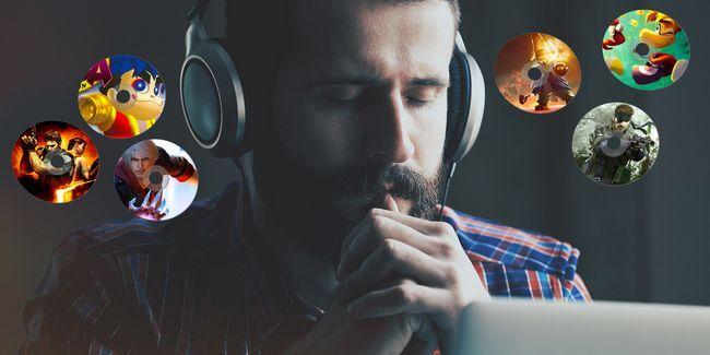 Video de radio de música del juego: el ruido de fondo perfecto para frikis