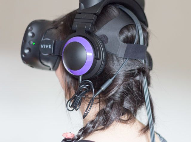 Vive - auriculares