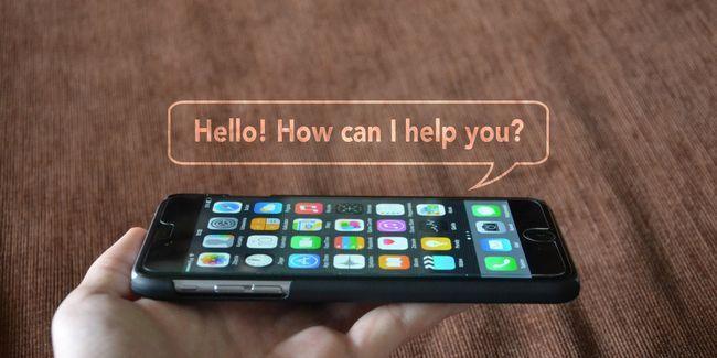 Voz en off hace que los dispositivos de apple más accesible que nunca
