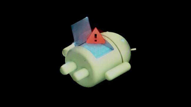 dispositivo androide ladrillo