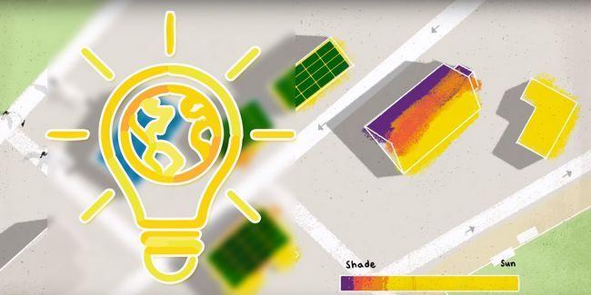 ¿Quieres ir solar? `Techo solar proyecto de google quiere ayudar