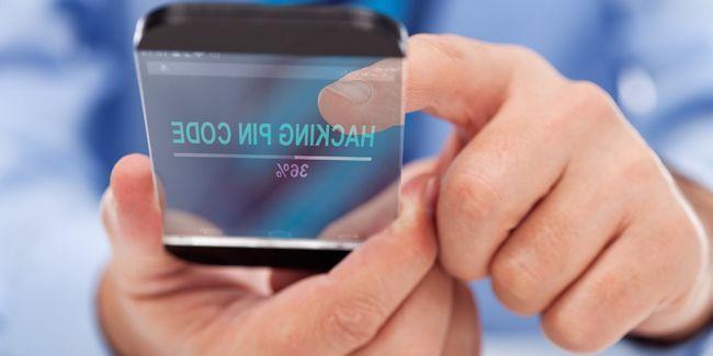 ¿Quieres saber quién está tratando de desbloquear el teléfono? Atraparlos en el acto