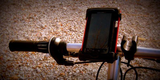 ¿Quieres montar su teléfono inteligente en su bicicleta? Es tan fácil