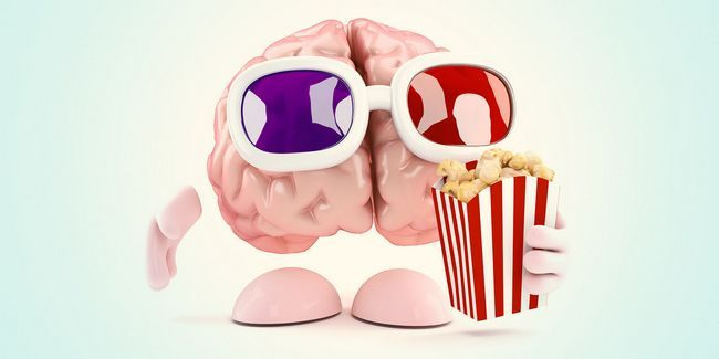 Ver películas en 3d para aumentar su capacidad cerebral