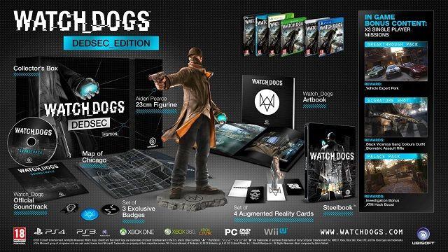Watch Dogs DedSec Edición