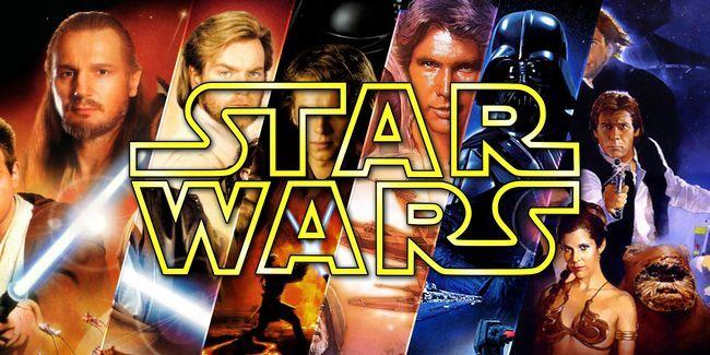 Ver guerra de las galaxias fuera de orden para hacer todo mejor
