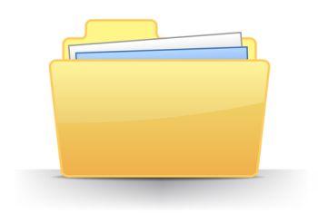 sistemas de archivos del ordenador