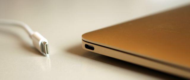 De tipo USB-c-conector