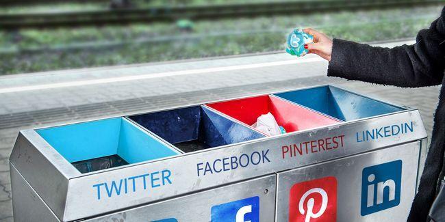 ¿Qué pasa cuando sale de los medios sociales? Lo descubrí