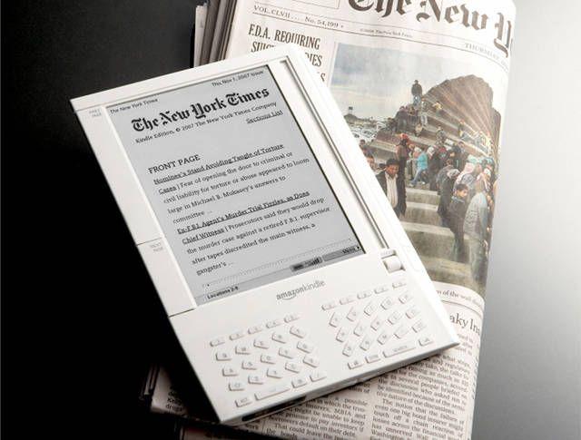 Amazon-Kindle-primera generación