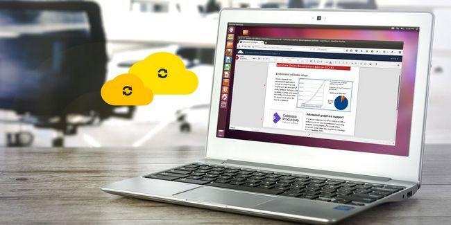 ¿Cuál es el mejor servicio en la nube de linux para la productividad de la oficina?