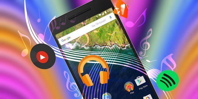 ¿Cuál es la mejor manera de transmitir música de forma gratuita en android?