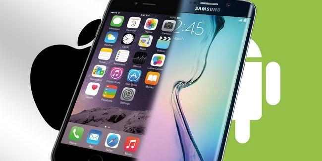 Lo que se necesitaría para este fan de apple para cambiar a android