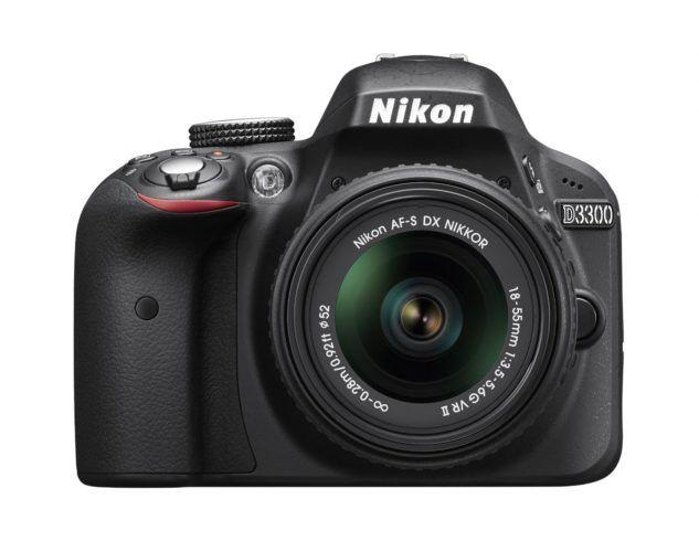 Nikon D3300;