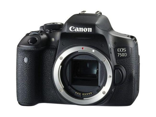 Canon EOS-750D;