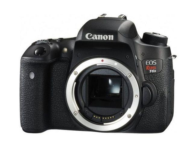 Canon Rebel-T6S