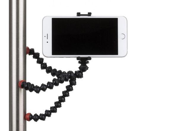mejor-teléfono-trípode Gorillapod-magnética