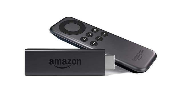 dispositivo de transmisión de TV receptor fuego del Amazonas medios