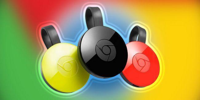 nuevas funciones de Chromecast