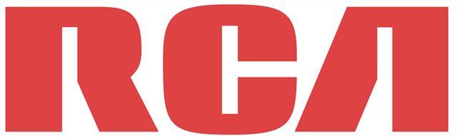 Fabricante RCA logotipo de la marca