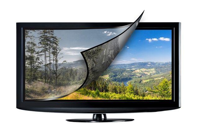 actualización de televisión