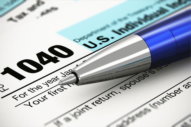 impuestos 1040