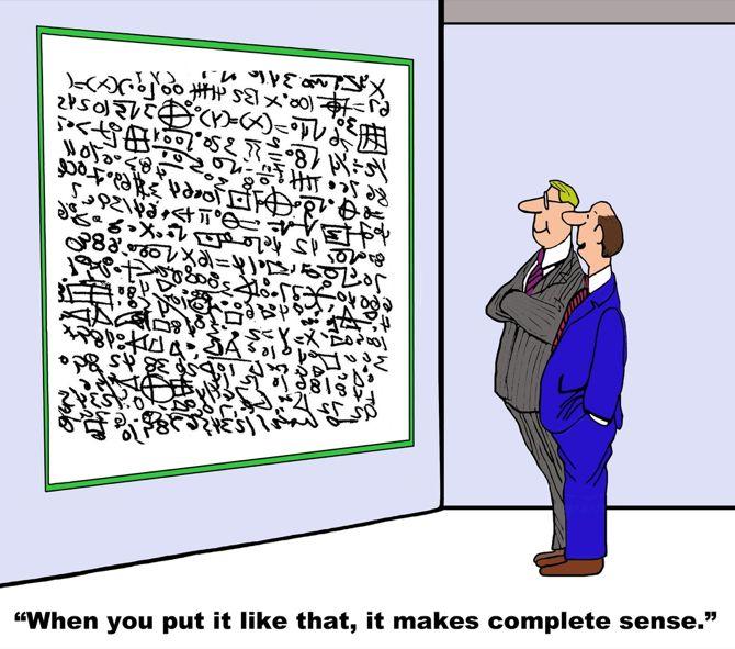 las finanzas complicadas