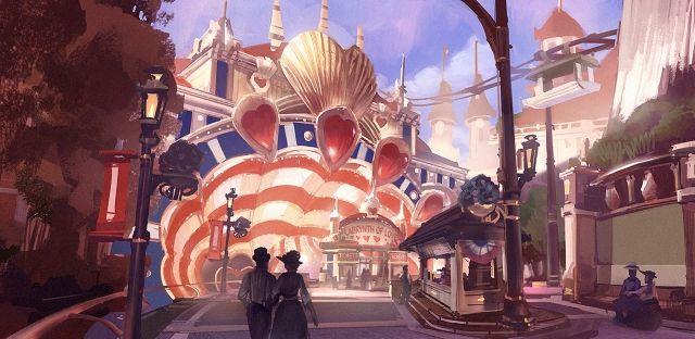 Bioshock Infinite Captura de pantalla