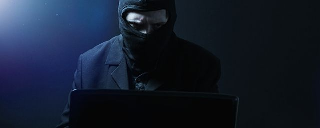 Hacker enojado