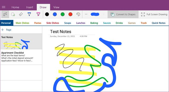 OneNote-features-diferencia
