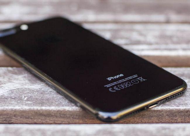 iPhone 7 Plus Volver