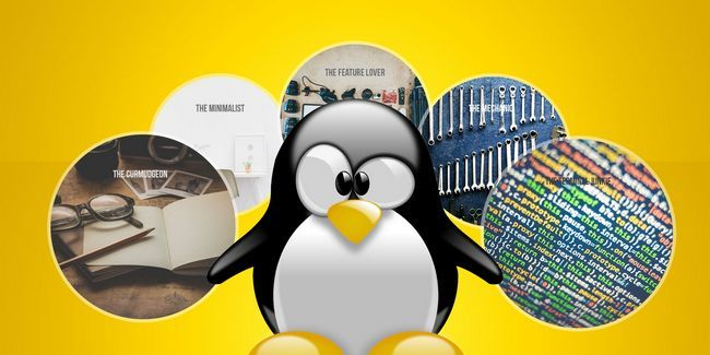 ¿Qué mejor entorno de escritorio linux se adapte a su personalidad?