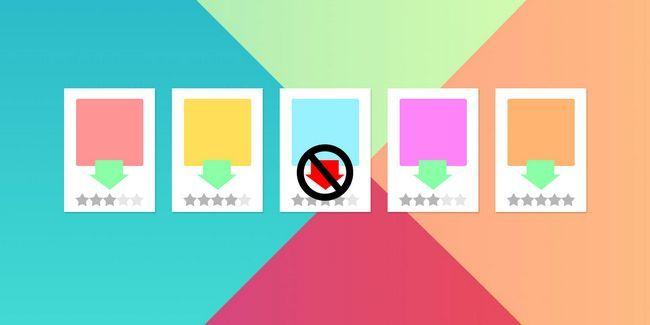 ¿Por qué no puedo descargar ciertas aplicaciones en la tienda de juego?