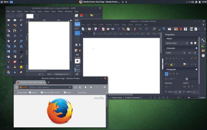 Linux homogeny