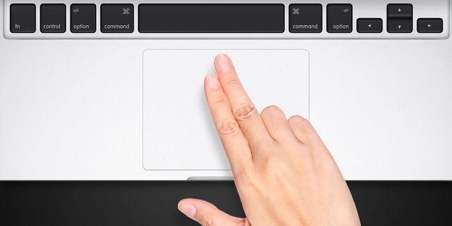 ¿Por qué os x funciona mejor con un trackpad
