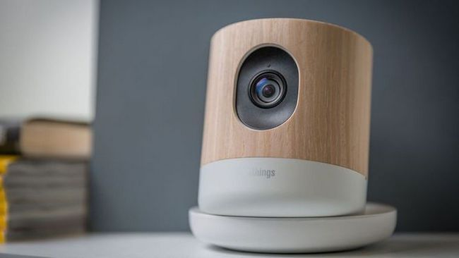 cam casa Withings