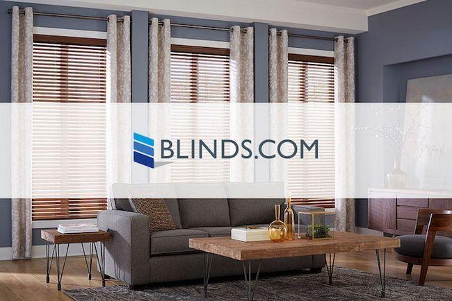 Captura de pantalla Blinds.com