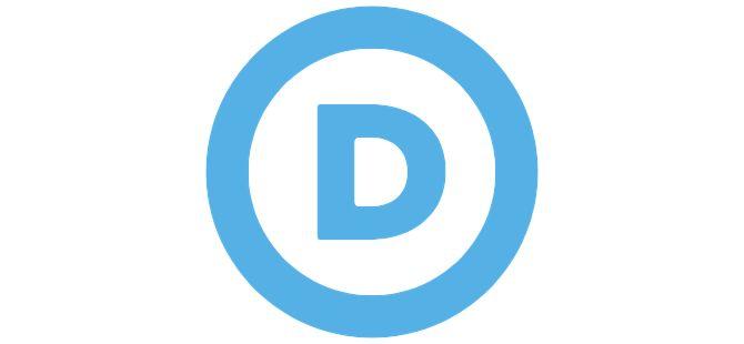 DNC D Logo
