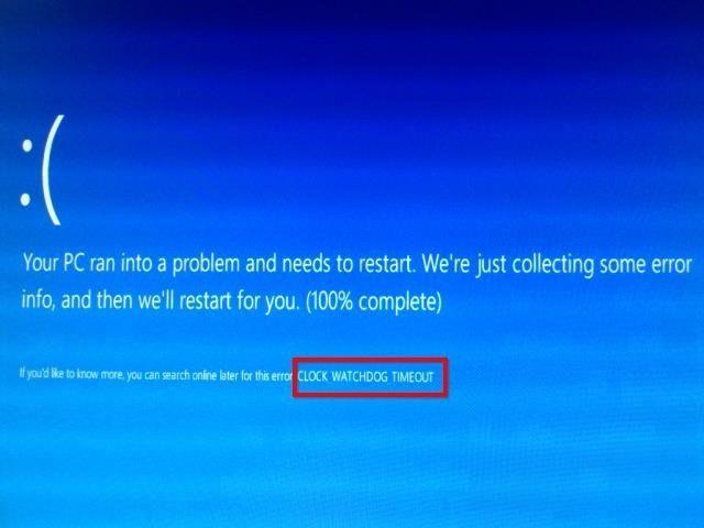 windows-8-azul-pantalla de error de código