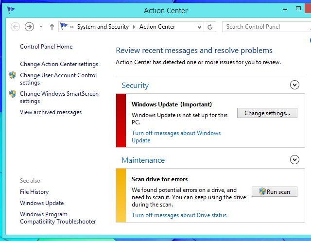 uso-windows-acción-centro-a-hallazgo-problemas