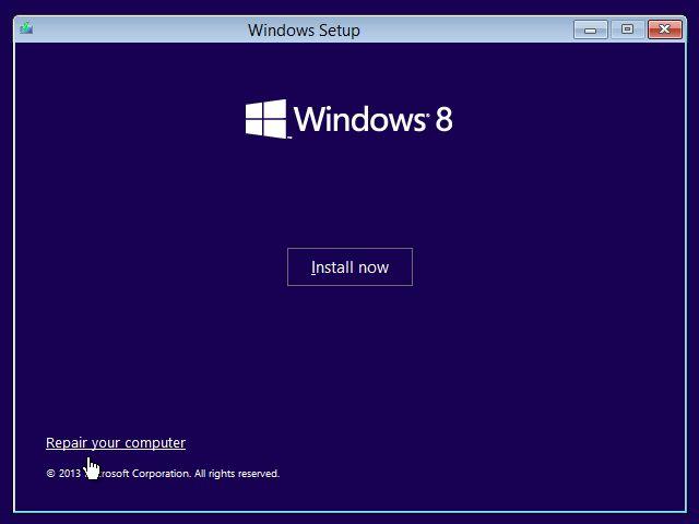 reparar-su-informáticos-windows-8-boot-de-instalación-media