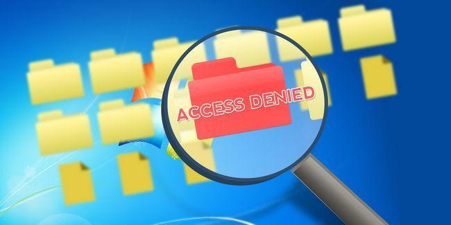 Los problemas del sistema de archivos de windows: ¿por qué aparece acceso denegado?