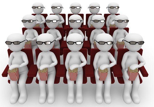 El-Screening-Room-50-dólar-película-observación-eating-maniquíes